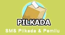 SMS Pilkada & Pemilu